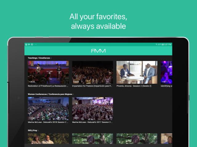 Renny McLean Ministries TV screenshot 8