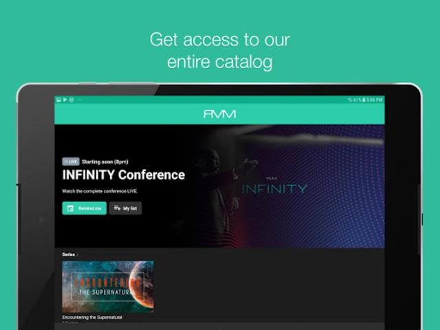 Renny McLean Ministries TV screenshot 12
