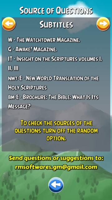 Bible Quiz Pro (Jehovah's Witnesses) screenshot 6
