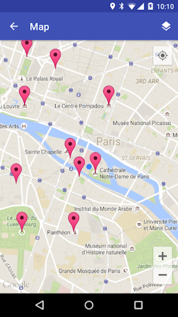 City Guide screenshot 3