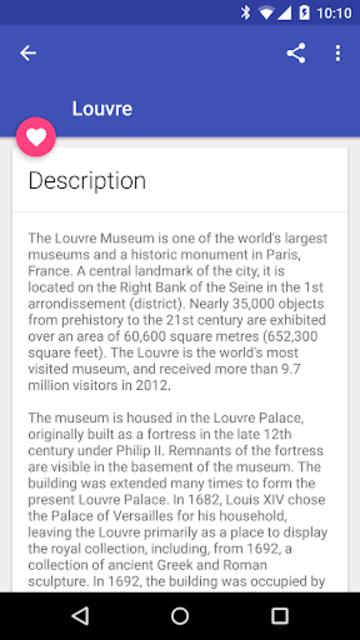 City Guide screenshot 6