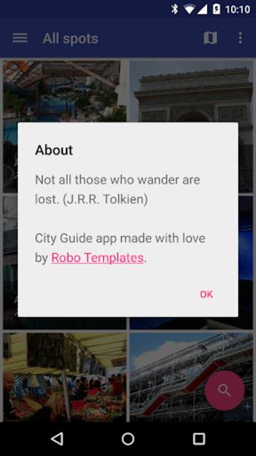 City Guide screenshot 8