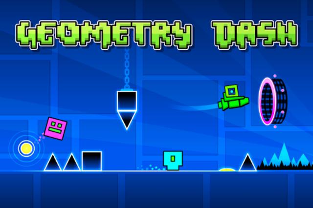 Geometry Dash screenshot 2