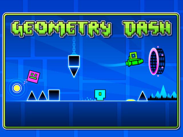 Geometry Dash screenshot 11