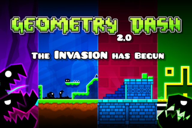 Geometry Dash screenshot 10