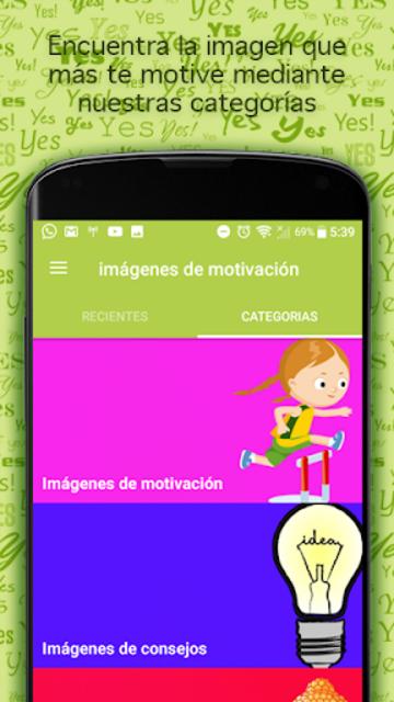 Imágenes de motivación screenshot 8