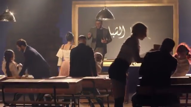 كليب احنا الشباب محمد السالم و امينه و صافينار screenshot 4