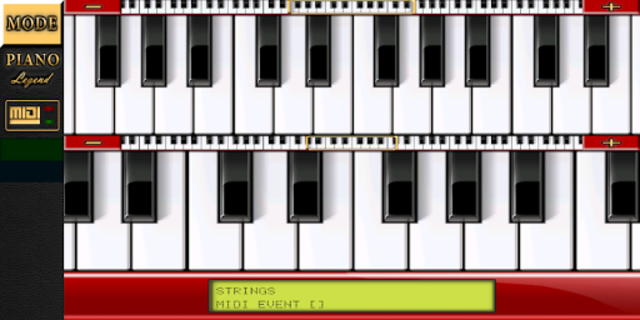 Piano MIDI Legend screenshot 4
