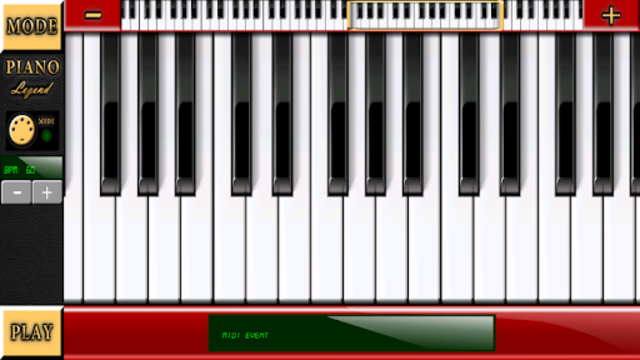 Piano MIDI Legend screenshot 14