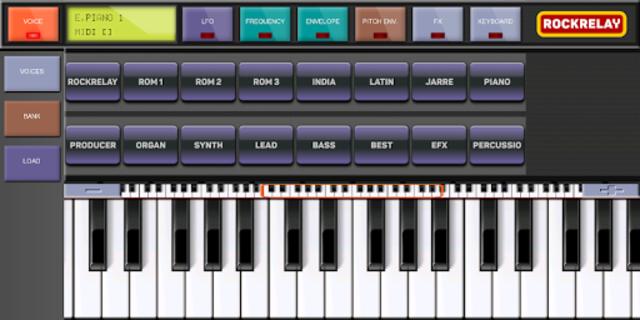 Rockrelay Synth FM screenshot 12