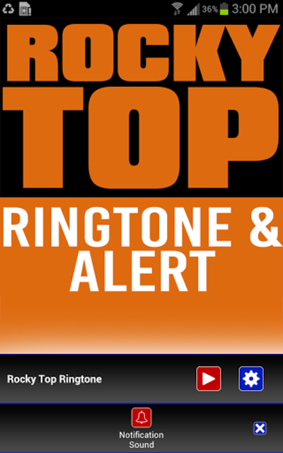 Rocky Top Ringtone screenshot 3