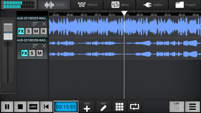 Audio Elements Pro screenshot 1