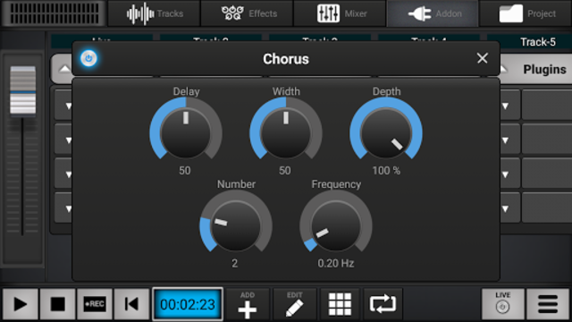Audio Elements Pro screenshot 2
