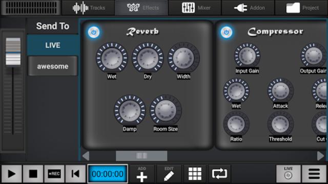 Audio Elements Pro screenshot 3