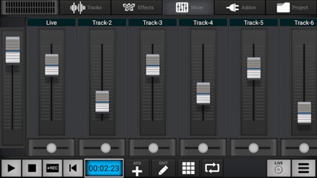 Audio Elements Pro screenshot 4