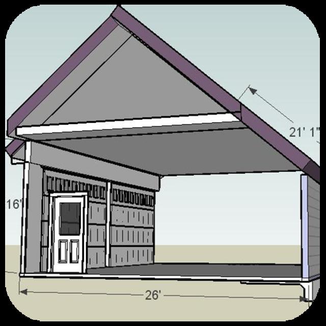 Roof Framing Design screenshot 1