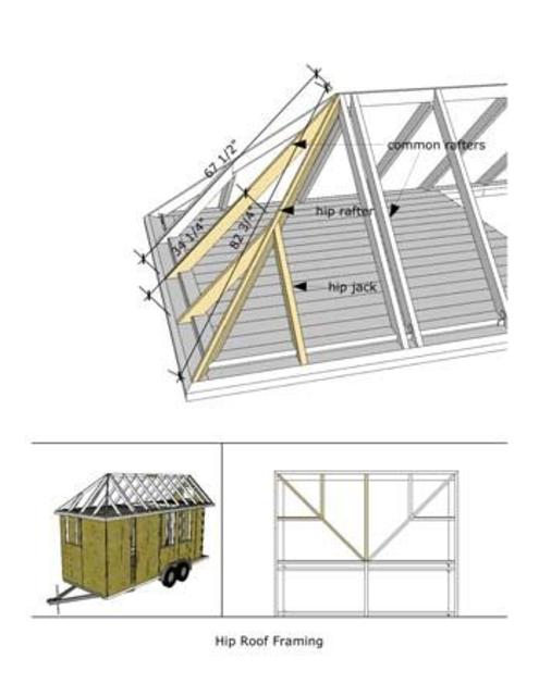 Roof Framing Design screenshot 2