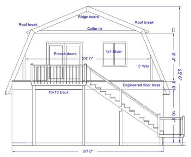 Roof Framing Design screenshot 6