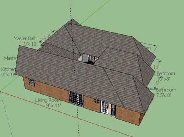Roof Sketchup Design screenshot 3
