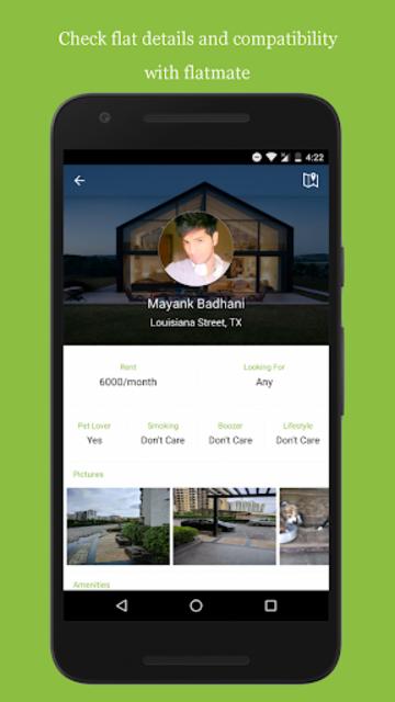 Find Roommate,Rooms For Rent,Flatshare & SpareRoom screenshot 4