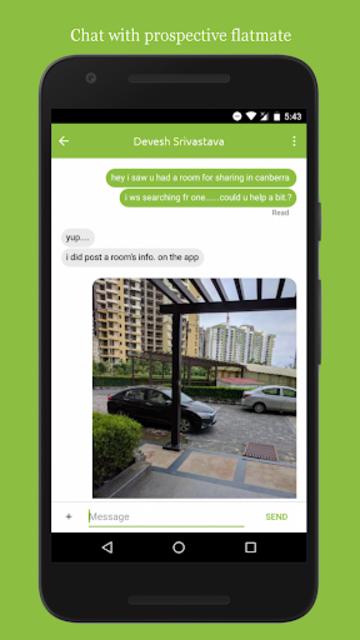 Find Roommate,Rooms For Rent,Flatshare & SpareRoom screenshot 5