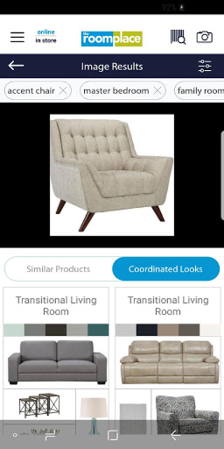 Style Your Space with The RoomPlace - Stylyze. screenshot 4