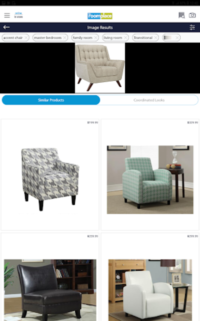 Style Your Space with The RoomPlace - Stylyze. screenshot 7