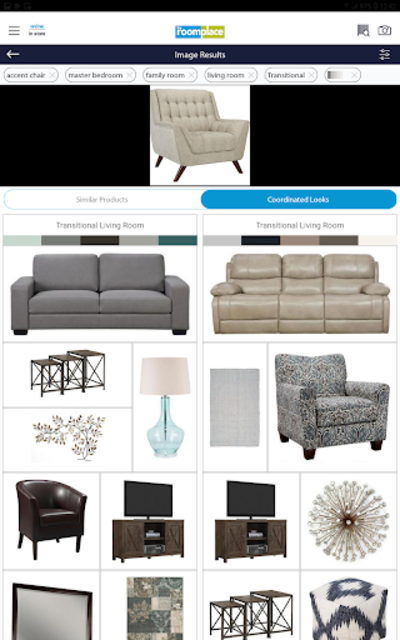 Style Your Space with The RoomPlace - Stylyze. screenshot 8