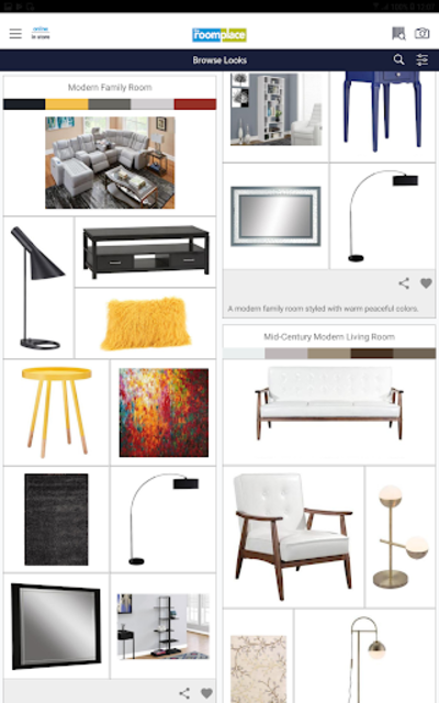 Style Your Space with The RoomPlace - Stylyze. screenshot 10
