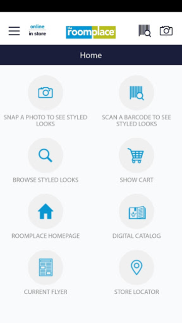 Style Your Space with The RoomPlace - Stylyze. screenshot 14