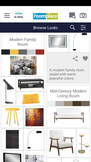Style Your Space with The RoomPlace - Stylyze. screenshot 18