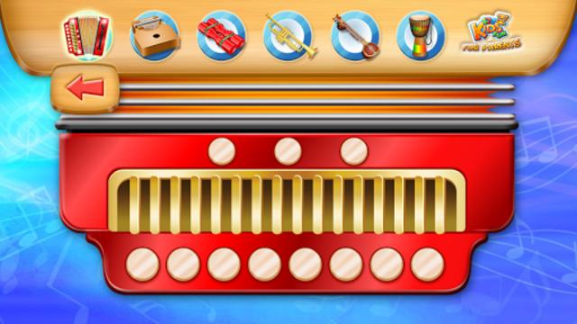 123 Kids Fun MUSIC BOX screenshot 1