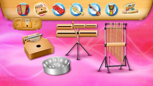 123 Kids Fun MUSIC BOX screenshot 2