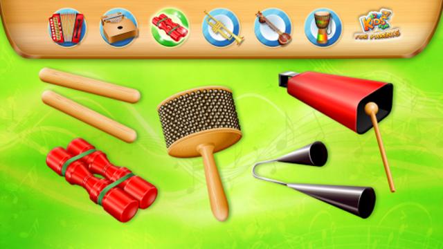 123 Kids Fun MUSIC BOX screenshot 3