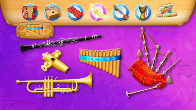 123 Kids Fun MUSIC BOX screenshot 4