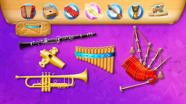 123 Kids Fun MUSIC BOX screenshot 10