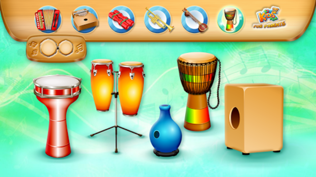 123 Kids Fun MUSIC BOX screenshot 12