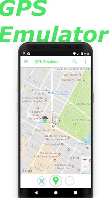 GPS Emulator screenshot 1