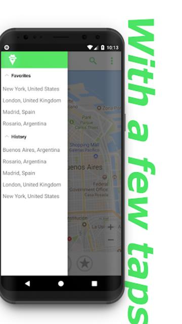 GPS Emulator screenshot 3