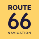 Icon for Route 66 Navigation