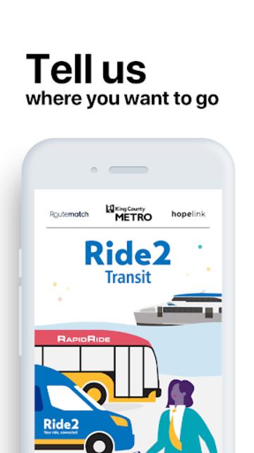Ride2 Transit screenshot 5