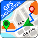 Icon for GPS, Maps, Directions & Navigation: Route Planner