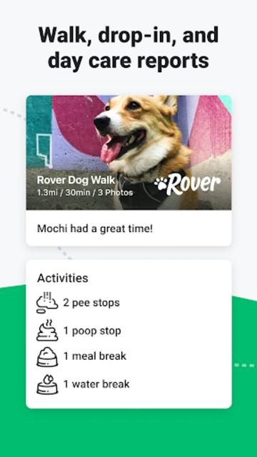 Rover - Dog Boarding & Walking screenshot 4