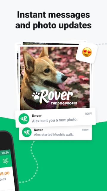 Rover - Dog Boarding & Walking screenshot 3