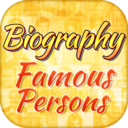 Icon for Biography of Famous Personalities Free in English