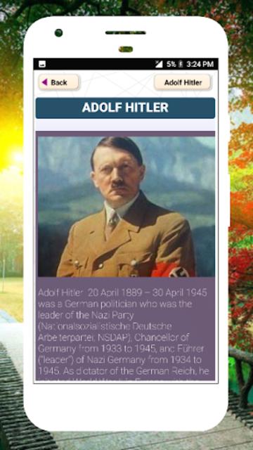 Biography of Famous Personalities Free in English screenshot 13