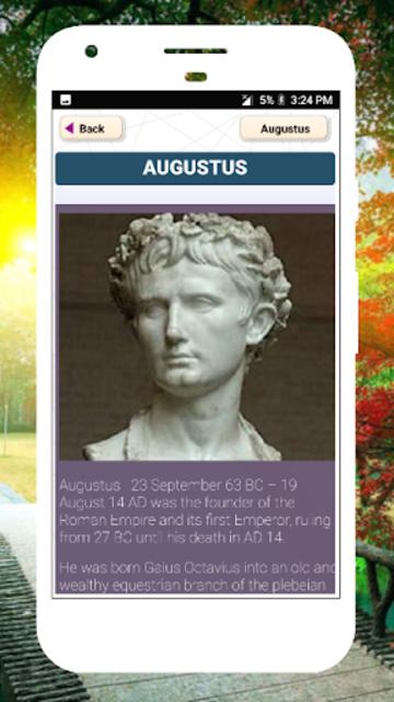 Biography of Famous Personalities Free in English screenshot 14