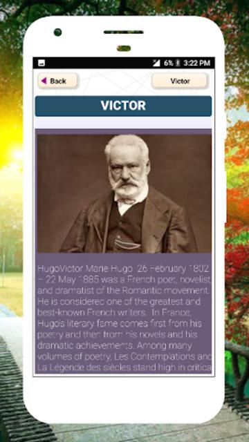 Biography of Famous Personalities Free in English screenshot 21