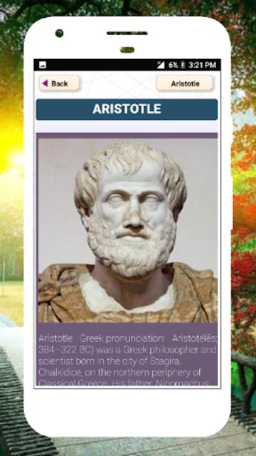 Biography of Famous Personalities Free in English screenshot 22