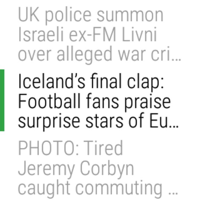 RT News screenshot 27